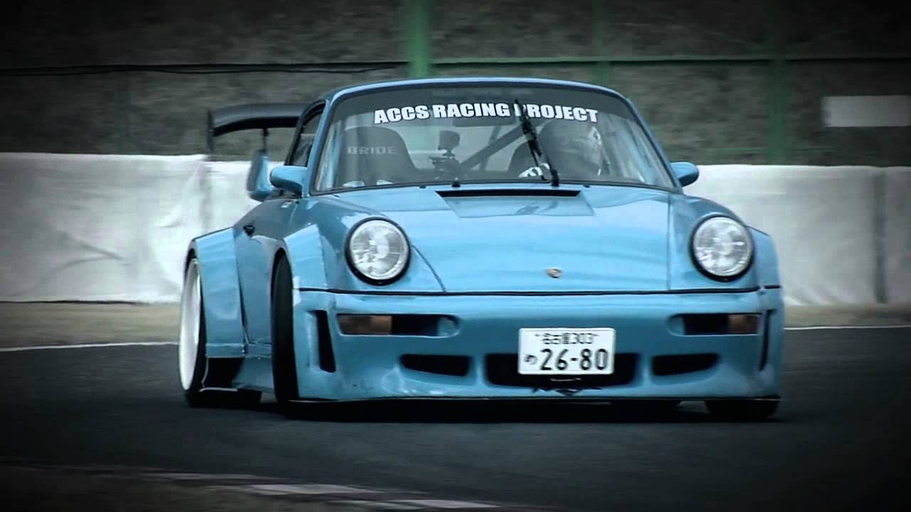 Ka Tun Porsche 964 Drift ポルシェでドリフト1 1 Youtube