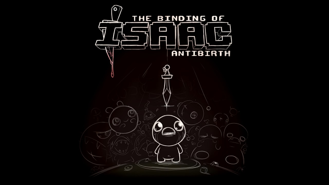 The Binding Of Isaac Antibirth Ost Morphine Dark Room