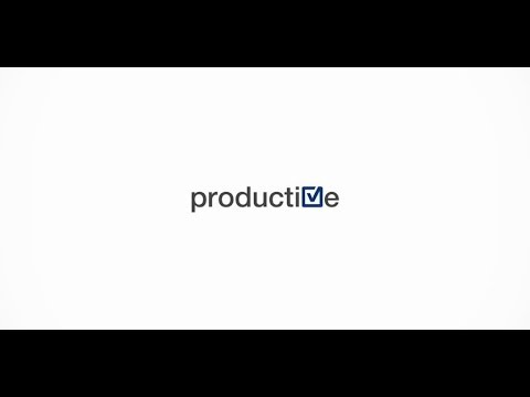 Productive - the only tool you need to run a profitable agency
