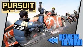 Review Rewind: Pursuit Force (PSP) - Defunct Games