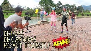 Download Detrás de Camaras Roast Yourself AEME! y Cantamos al Revés - VLOG #65