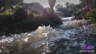 waterfall in sahibganj / makhna song  by official trailer