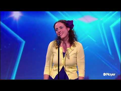 Bernadette Mary Irelands Got Talent 2019