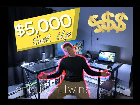 My $5,000 Set Up 2019 | What You Need To Know