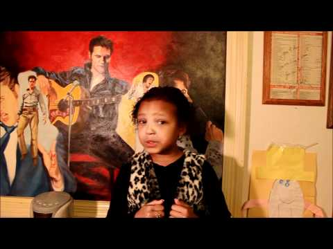 Marquise Braun- Wanting to be the Princess of St. Luke Church