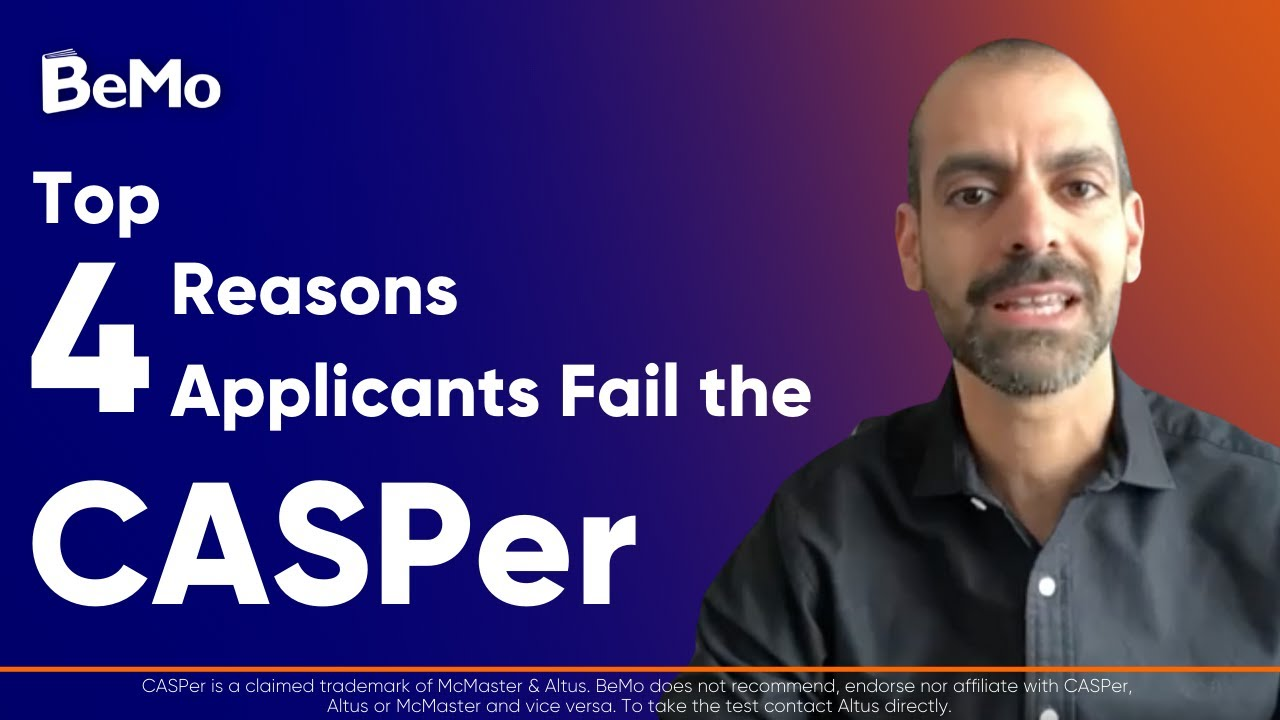 CASPer Test Prep Tips From a Former CASPer Test Evaluator | BeMo