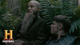 Vikings: Recap: Two Journeys (Season 4, Episode 13)   History