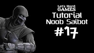 Mortal Kombat 9: Komplete Edition #17 Обучение Noob Saibot [Tutorial][Fatality][PC]