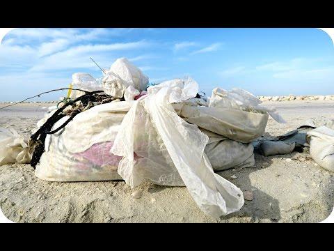 BAHRAIN BEACH CLEAN UP !!!