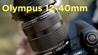 Olympus 12-40mm F2.8 Pro - The MUST have zoom!
