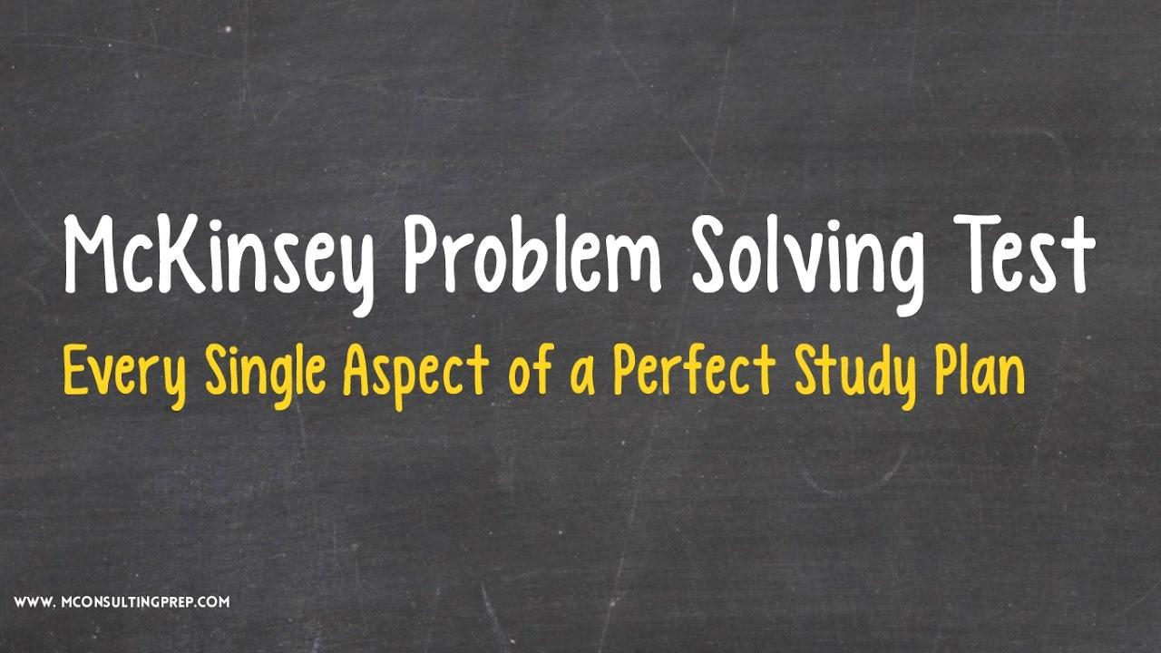example case study mckinsey