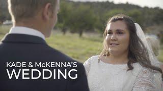 Kade & McKenna Wedding