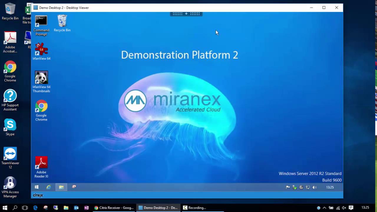 How Does It Work? GPU VDI Remote Desktop Citrix NVIDIA | GPU