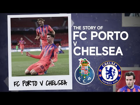 The Story Of The First Leg: FC Porto v Chelsea | Champions League Quarter Finals