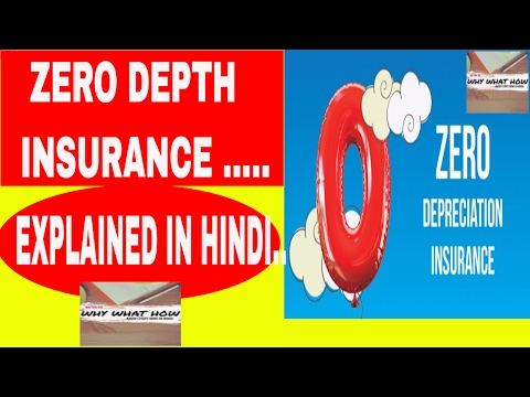 |Zero depreciation insurance| |Zero debt insurance| explained in hindi