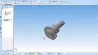 Создание детали в КОМПАС 3D V13 Урок: 1 часть: 1