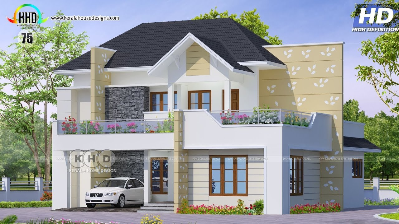 85 Top House Designs December 2017 Youtube