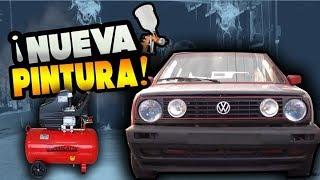 NUEVA PINTURA Y LEDS AL GTI│ManuelRivera11
