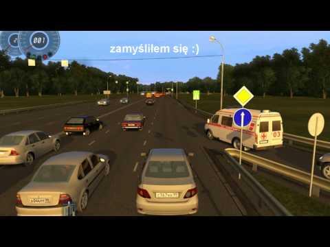 3D Driving Instructor-godziny szczytu na autostradzie