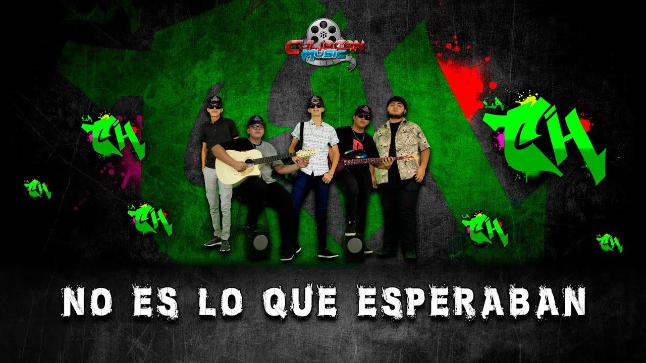 Download NO ES LO QUE ESPERABAN - LA CH (LYRIC)