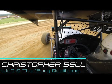 Christopher Bell | World of Outlaws @ Lawrenceburg Speedway Qualifying | 5.27.19