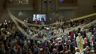 Full 9:00 a.m. Traditional (Rite II) Service - Easter Day, April 21, 2019