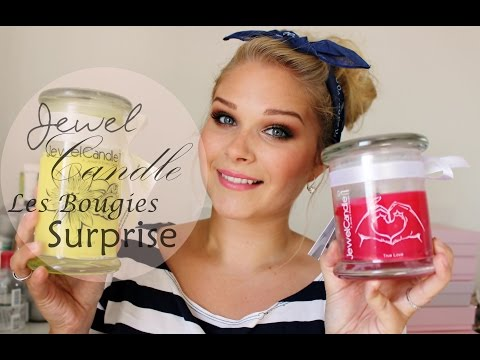 JewelCandle | Les Bougies Surprises ♥