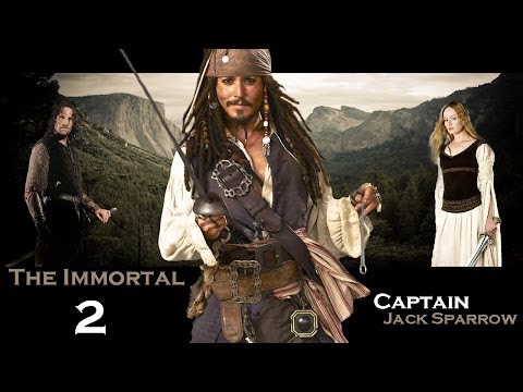 Fanfiction The Immortal Captain Jack Sparrow Part 2