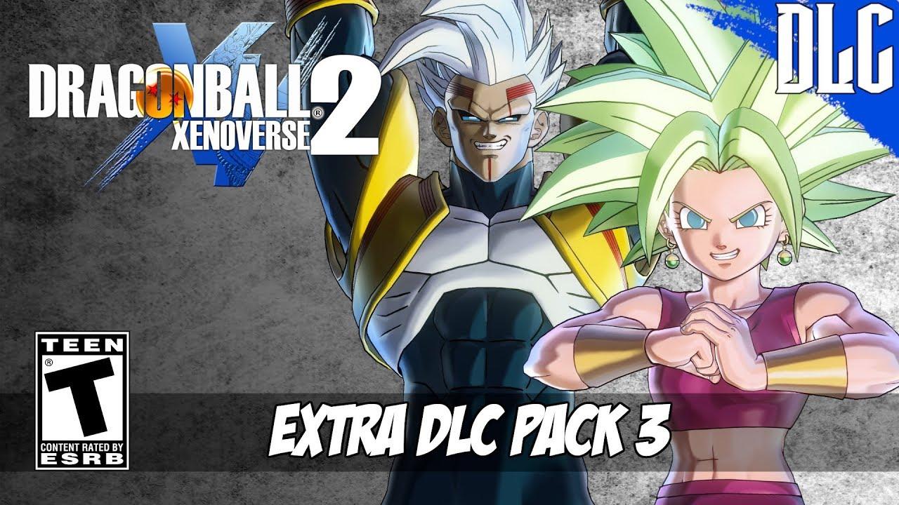 【Dragon Ball Xenoverse 2】Extra DLC Pack 3 Gameplay Walkthrough [PC - HD]