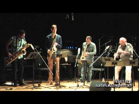 David Liebman - David Binney - Donny McCaslin - Samuel Blais et le Big Band UdeM Mp3