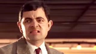 Download Mr Bean Comedy - Bumper Cars! | Official Mr. Bean
