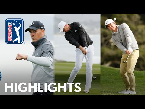 All the best shots from the 2021 AT&T Pebble Beach Pro-Am | 2021