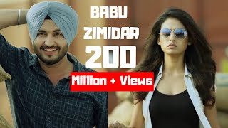 Bapu Zimidar lyrics Song 2018 | Jassi Gill | Latest Punjabi Songs