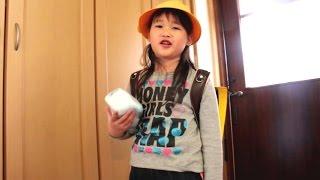 小学校が楽しい理由と保育園にあまり行きたくない理由玲美&稚奈 thumbnail