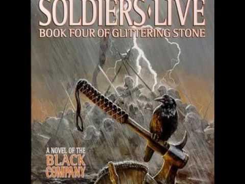 Soldiers Live Glen Cook (Audiobo0k) part 3/6
