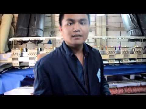 Komputer Masyarakat di industri tekstile dan manuf