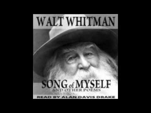 28  Song of Myself 24   Walt Whitman, a kosmos, of Manhattan and son,   Walt Whitman Walt Whitman