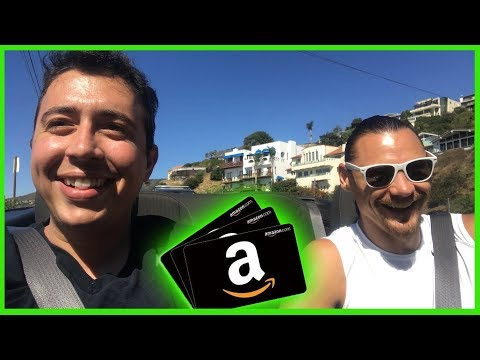 We're Giving Away Money! $$ 45-Second Update! (Malibu, CA) Sept 25, 2017
