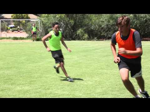 Camp Kimama Israel Sports Tracks 3rd Session 2015