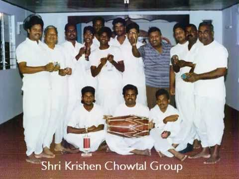 A Chowtal Song by shri krishen chowtal group