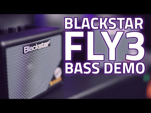 Blackstar FLY 3 Bass Stereo Pack Review - Tiny Amps, Massive Sound