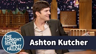 Ashton Kutcher Can