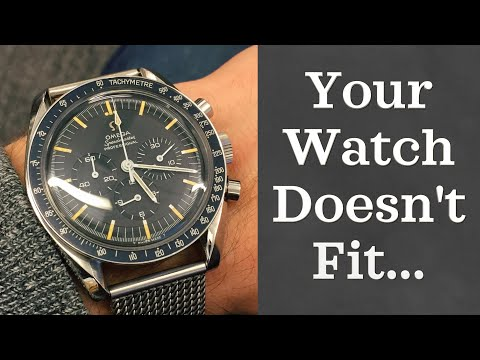 How Your Watch Should Fit | Is My Watch Too Big?
