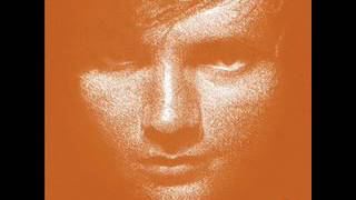 Ed Sheeran - The Parting Glass (Studio Version) - EMPTY ARENA