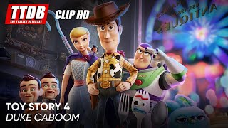 Toy Story 4  | Clip: Duke Caboom