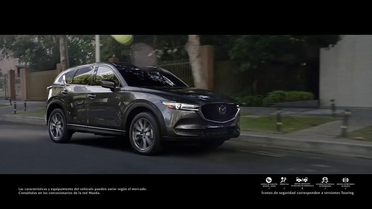 Siente, vive y conduce Mazda CX-5