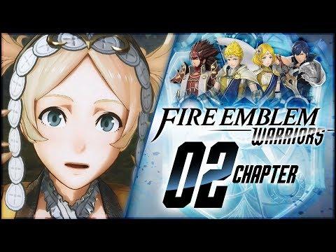 Fire Emblem Warriors - Chapter 2: Woodlands Encounter! [Nintendo Switch English Gameplay]