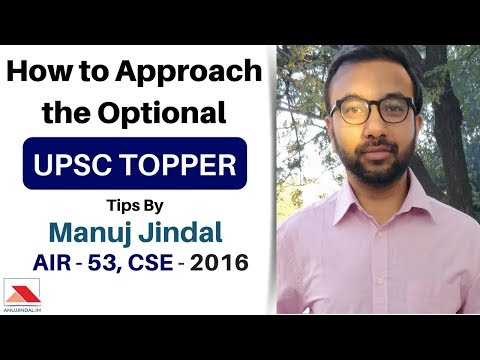 UPSC Management Optional: How to Approach the Optional