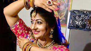 Rumal mharo leta jaijo - Veena Music Rajasthani Dance Rumal रूमाल by Saroj S Khichi