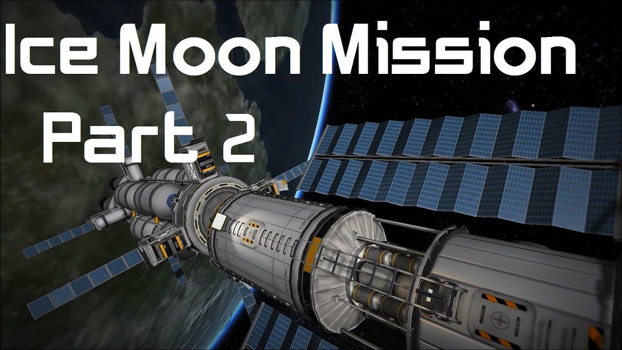 Ice Moon mission - Part 2